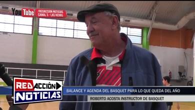 Photo of Redacción Noticias    ROBERTO ACOSTA – BALANCE Y AGENDA DE BASQUET – LAS HERAS SANTA CRUZ