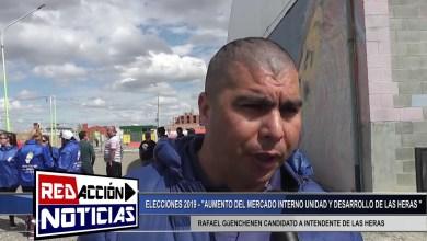 Photo of Redacción Noticias |  RAFAEL GüENCHENEN CANDIDATO A INTENDENTE – LAS HERAS SANTA CRUZ