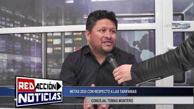 Photo of Redacción Noticias |  CONCEJAL TOMAS MONTERO LAS HERAS SANTA CRUZ