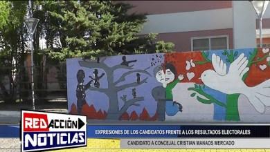 Photo of Redacción Noticias |  CRISTIAN MANAOS MERCADO CANDIDATO A CONCEJAL – LAS HERAS SANTA CRUZ