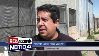 Photo of Redacción Noticias |  EMILIO VAZQUEZ PROYECTO «JUNTOS POR UN AMIGUITO» – LAS HERAS SANTA CRUZ