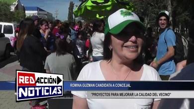 Photo of Redacción Noticias |  ROMINA GUZMAN CANDIDATA A CONCEJAL – LAS HERAS SANTA CRUZ