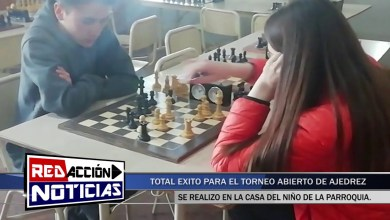 Photo of Redacción Noticias |  ÉXITO TOTAL PARA EL TORNEO DE AJEDREZ – LAS HERAS SANTA CRUZ
