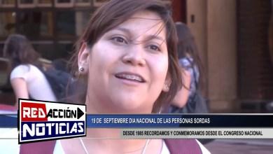 Photo of Redacción Noticias    19 DE SEPTIEMBRE DIA NACIONAL DE LAS PERSONAS SORDAS – LAS HERAS SANTA CRUZ