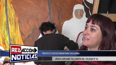 Photo of Redacción Noticias |  ARTE DE LOS ALUMNOS DEL COLEGIO N°44 – JESICA CARCAMO TALLERISTA – LAS HERAS SANTA CRUZ