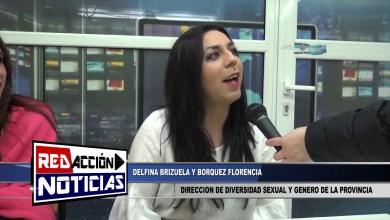Photo of Redacción Noticias |  DELFINA BRIZUELA Y BORQUEZ FLORENCIA DIRECCION DIVERSIDAD SEXUAL – LAS HERAS SANTA CRUZ (PARTE 2)