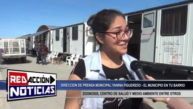 Photo of Redacción Noticias |  EL MUNICIPIO EN TU BARRIO – LAS HERAS SANTA CRUZ