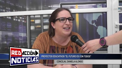 Photo of Redacción Noticias |  DANIELA ALONSO CONCEJAL – LAS HERAS SANTA CRUZ