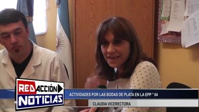 Photo of Redacción Noticias    BODAS DE PLATA PARA LA EPP N° 64 DIRECTOR PROFESOR ARIEL LANDRIEL – LAS HERAS SANTA CRUZ