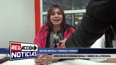Photo of Redacción Noticias |  DELFINA BRIZUELA Y BORQUEZ FLORENCIA DIRECCION DIVERSIDAD SEXUAL – LAS HERAS SANTA CRUZ