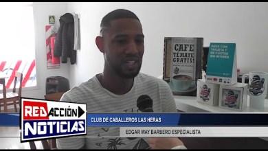 Photo of Redacción Noticias |  EDGAR WAY BARBERO ESPECIALISTA – CLUB DE CABALLEROS LAS HERAS SANTA CRUZ
