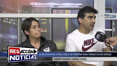 Photo of Redacción Noticias    SELECCIÓN DE FUTSAL SUB 17 – CARINA Y ARIEL – LAS HERAS SANTA CRUZ