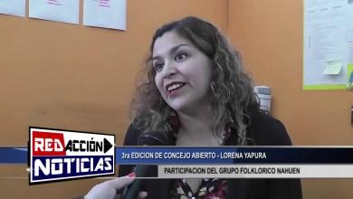 Photo of Redacción Noticias |  YAPURA LORENA – 3ERA EDICION DE CONCEJO ABIERTO – LAS HERAS SANTA CRUZ