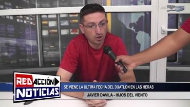 Photo of Redacción Noticias |  JAVIER DAVILA – HIJOS DEL VIENTO – SE VIENE LA ULTIMA FECHA DE DUATLON – LAS HERAS SANTA CRUZ