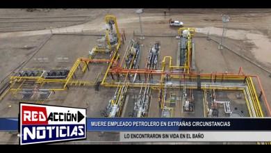Photo of Redacción Noticias |  (informe)MUERE EMPLEADO PETROLERO – LAS HERAS SANTA CRUZ