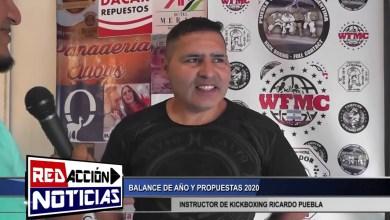 Photo of Redacción Noticias |  RICARDO PUEBLA INSTRUCTOR DE KICKBOXING – LAS HERAS SANTA CRUZ
