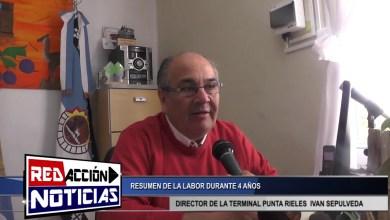 Photo of Redacción Noticias |  IVAN SEPULVEDA – DIRECTOR DE LA TERMINAL «PUNTA RIELES» LAS HERAS SANTA CRUZ