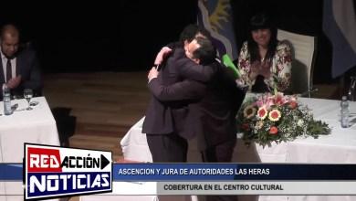 Photo of Redacción Noticias |  ASUNCIÓN Y JURA DE AUTORIDADES LAS HERAS SANTA CRUZ