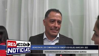 Photo of Redacción Noticias |  EUGENIO QUIROGA VICEGOBERNADOR DE LA PROVINCIA – ASCENSION COMISIONADO FOMENTO KOLUEL KAIKE