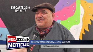 Photo of Redacción Noticias |  MUESTRA ANUAL EXPOARTE – PROFESIONALES EPP 77 – LAS HERAS SANTA CRUZ 2/2