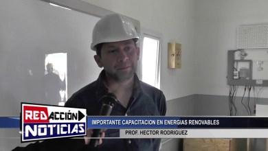 Photo of Redacción Noticias |  CENTRO DE FORMACION YPF – JAVIER BARRIA  – ENERGIA RENOVABLE – LAS HERAS SANTA CRUZ 2/2