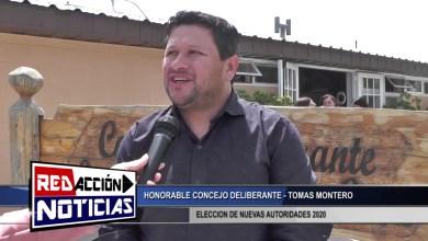 Photo of Redacción Noticias |  ELECCION DE AUTORIDADES 2020 – TOMAS MONTERO – HCD – LAS HERAS SANTA CRUZ
