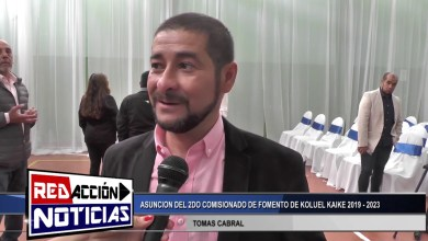 Photo of Redacción Noticias |  TOMAS CABRAL Y MARGARITA VIVAR – ASCENSION 2DO COMISIONADO DE FOMENTO KOLUEL KAYKE