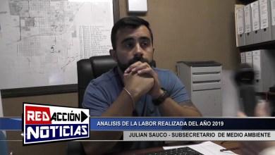 Photo of Redacción Noticias    JULIAN SAUCO – SUBSECRETARIO DE MEDIO AMBIENTE – LAS HERAS SANTA CRUZ