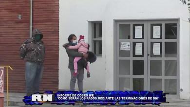 Photo of Redacción Noticias |  INFORME DE COBRO IFE- Las Heras Santa Cruz