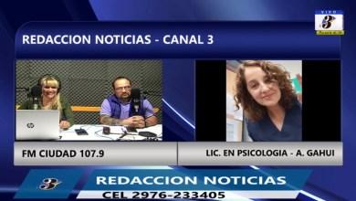 Photo of Redacción Noticias |  LIC. PSICOLOGÌA ANDREA GAHUI – LAS HERAS SANTA CRUZ