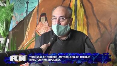 Photo of Redacción Noticias |  IVAN SEPULVEDA Terminal de Omnibus – Las Heras Santa Cruz.