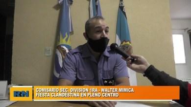 Photo of Redacción Noticias |  Detalles exactos sobre la fiesta clandestina que se allano en nuestra ciudad