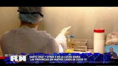 Photo of Redacción Noticias |  PROVINCIAS SIN CASOS DE COVID 19 – Las Heras Santa Cruz