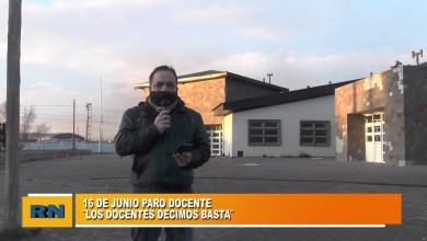 Photo of Redacción Noticias |  Este 16 de junio se realizo paro docente