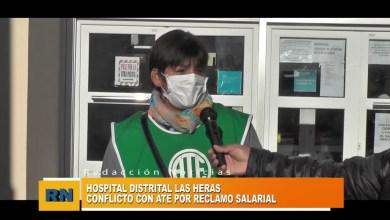 Photo of Redacción Noticias    Conflicto ATE RECLAMO en el Hospital – Las Heras Santa Cruz