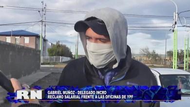 Photo of Redacción Noticias |  GABRIEL MUÑOZ   EMPRESA INCRO EN CONFLICTO CON YPF  – Las Heras Santa Cruz.