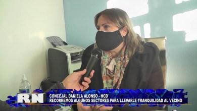 Photo of Redacción Noticias |  Concejal DANIELA ALONSO – Las Heras Santa Cruz.