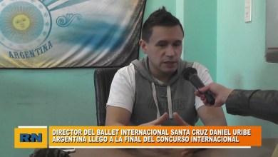 Photo of Redacción Noticias |  Daniel Uribe – El Ballet Internacional Santa Cruz llego a las finales