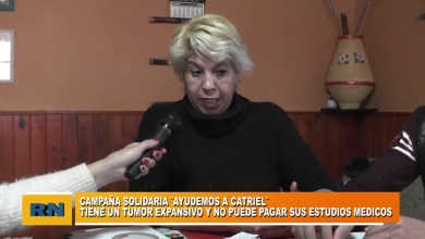 Photo of Redacción Noticias |  Campaña Solidaria «Ayudemos a Catriel» – Mirta mamá de Catriel