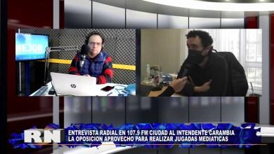 Photo of Redacción Noticias |  Jose Maria  CARAMBIA en 107.9 Fm Ciudad – Las Heras Santa Cruz