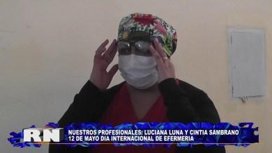 Photo of Redacción Noticias |  DÍA MUNDIAL DE LA ENFERMERÍA – Las Heras Santa Cruz.