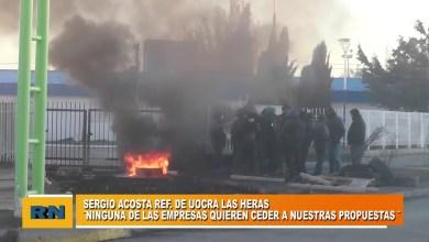 Photo of Redacción Noticias |  REFERENTE DE UOCRA – SERGIO ACOSTA
