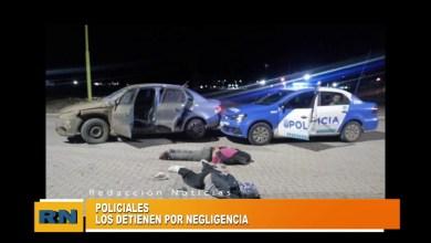 Photo of Redacción Noticias |  Detenidos por «Negligencia» al Volante  – Las Heras Santa Cruz