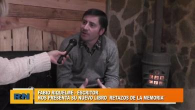 Photo of Redacción Noticias |  Fabio Riquelme presenta la 3° Edición de el libro «Retazos de la memoria» en Las Heras Santa Cruz