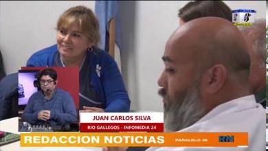 Photo of Redacción Noticias    Juan Carlos Silva – Infomedia 24 – Preocupación por la suma de casos de  Covid-19 en Rio Gallegos