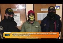 Photo of Redacción Noticias |  Detienen a ex policía Lasherense por pedido de captura acusado de torturas en Monte Hermoso