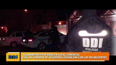 Photo of Redacción Noticias |  Robo en un local de ropa y Allanamiento en Las Heras