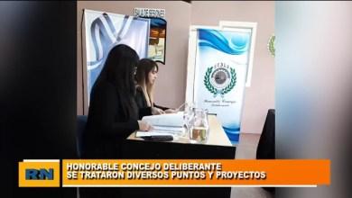 Photo of Redacción Noticias |  HCD Las Heras: Se trataron diversos puntos y proyectos este fin de semana