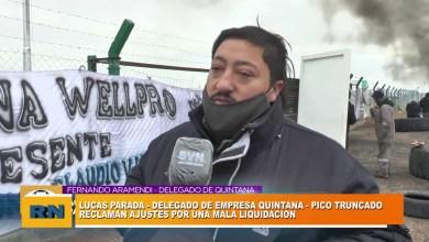 Photo of Redacción Noticias |  Delegado de la empresa Quintana Lucas Parada – Reclamos de ajustes por una mala liquidación