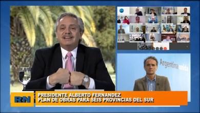 Photo of Redacción Noticias |  El presidente anuncio que invertirá mas de $ 2.200 millones en obras para 19 Municipios del Sur